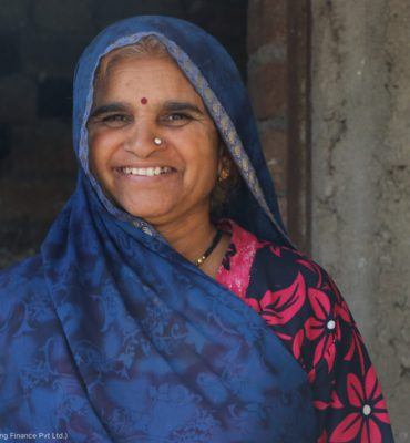 The U.S. International Development Finance Corporation is helping a mortgage broker in India provide loans for women to buy homes. (Courtesy of DFC/Aviom India Housing Finance Pvt Ltd.)