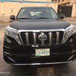 2012 Toyota Prado used car for sale